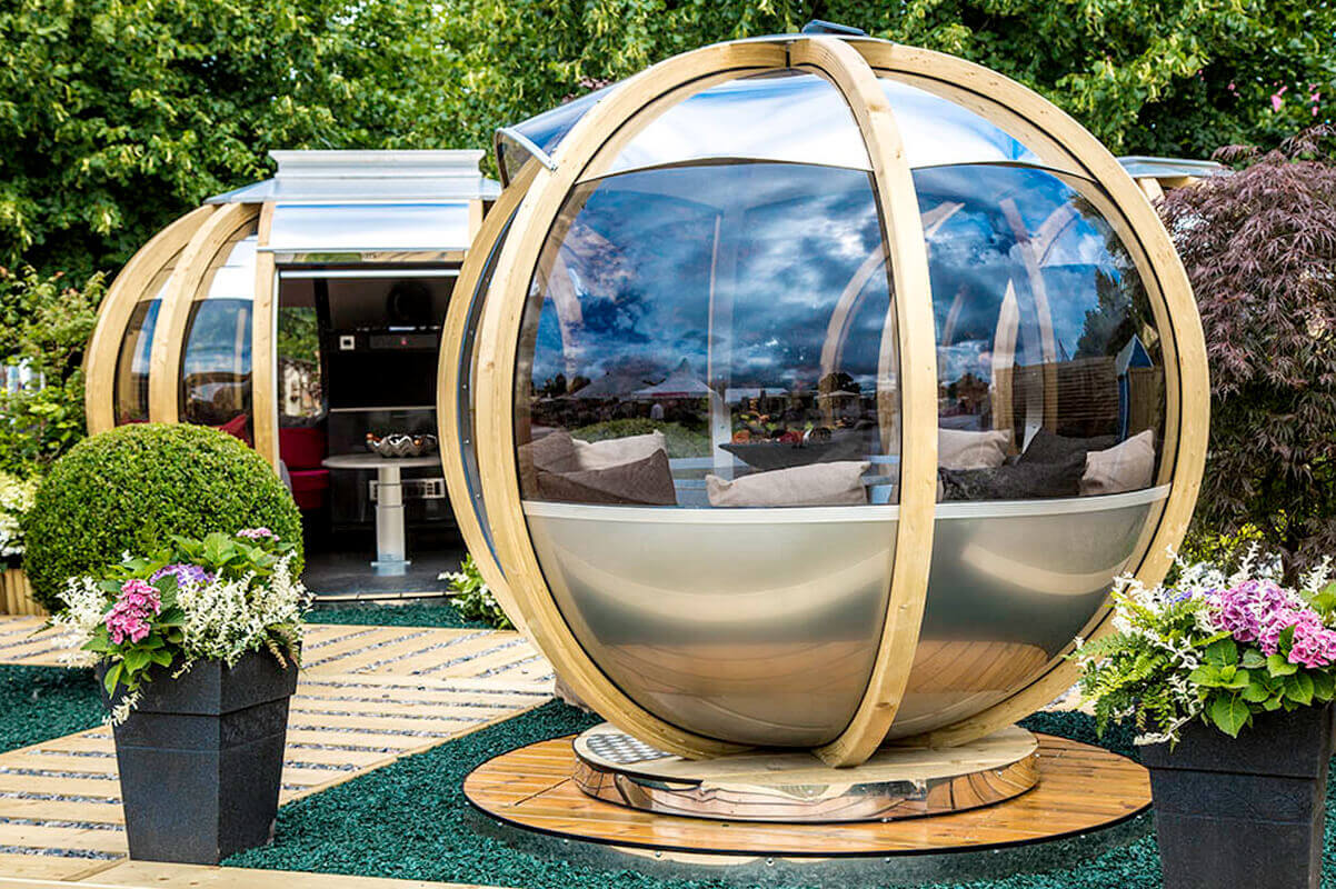 Garden Igloo and Pod Systems